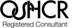 OSHCR Registered Consulatant
